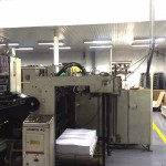 Komori Model : L-640+ Coater IR , Year : 1993