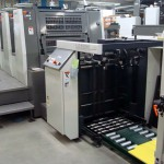 Komori Model : LS-526 , Year : 2011