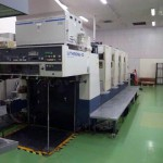 Komori Model : L- 440 , Year : 1997