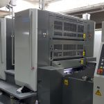 KOMORI MODEL : GL-440 , YEAR : 2015