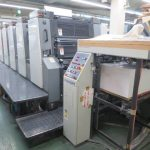 MODEL : KOMORI L526 YEAR : 2001